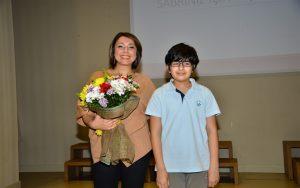 Uzm.Dr. Senem TURAN - Antalya Kolejinde Öğrencilere Ergenlik Semineri 4