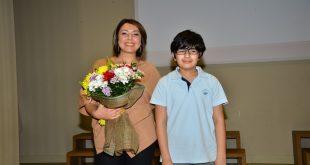 Uzm.Dr. Senem TURAN - Antalya Kolejinde Öğrencilere Ergenlik Semineri 22