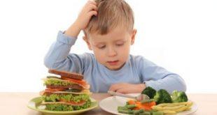 çocuk beslenme sorunları