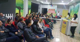 Uzm.Dr. Senem TURAN – Özel Oyun Ve Bilim Anaokulu'nda - Aralık 2018 2